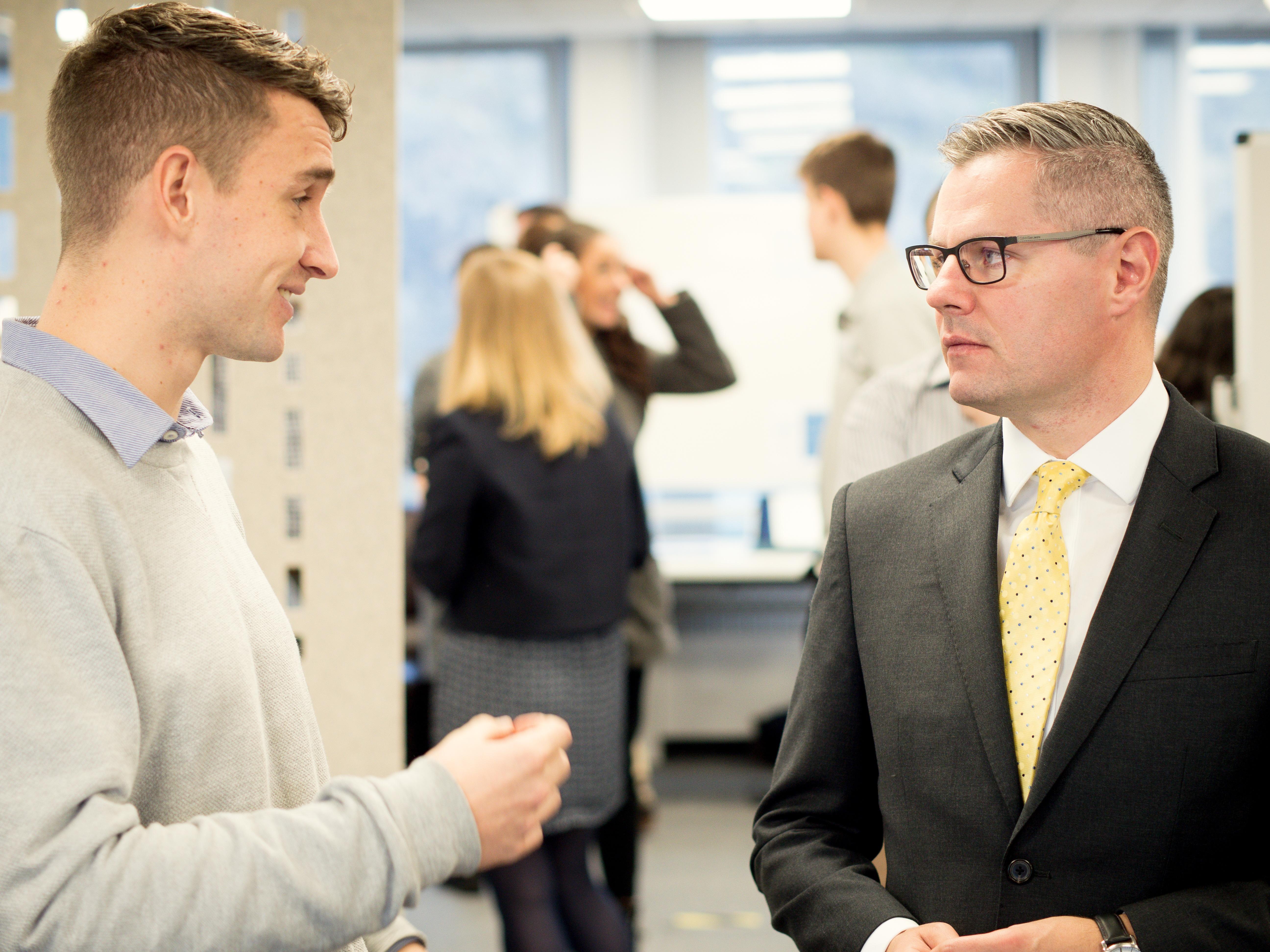 Meeting Derek Mackay MSP, Cabinet Secretary for Finance, Economy & Fair Work.